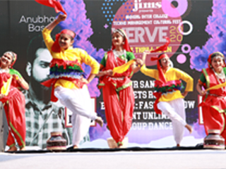 Annual Inter College Techno Management Cultural Fest VERVE2020