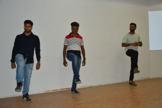 JIMS Rohini Cultural Club Organized Dance Competition