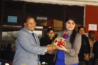 Annual Sports Meet JIMS Rohini Sector-5 Delhi