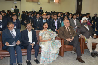 JIMS Organized a National Seminar on Business Analytics: Redefining Horizons