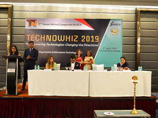 TECHNOWHIZ 2019 - Rediscovering Technologies: Changing the Directions