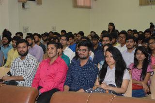 BCA Students JIMS Rohini Sector-5 Delhi