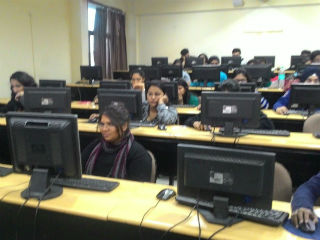 Our MCA batches actively participate in said workshops