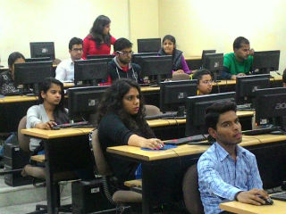 JIMS MCA Students clear online Linux test of STP IIT ...