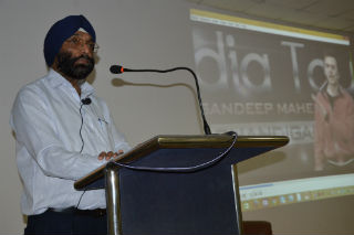 Prof. H.P. Singh, Chief Consultant (NIESBUD) at JIMS
