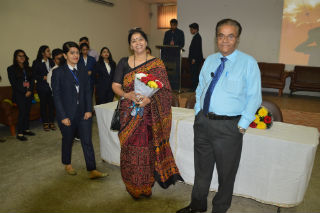 mantra for team building in turbulent times JIMS PGDM-RM Students