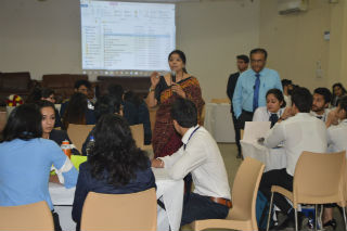 mantra for team building in turbulent times JIMS PGDM-Retail Students