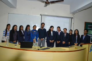 Mr Pankaj Gupta, HR Associate, Acidaes Solutions Pvt. Ltd at JIMS Rohini Sector-5 Delhi
