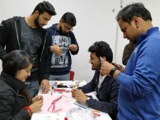 A Workshop on Visual Merchandising 'The Art of Visual Display'