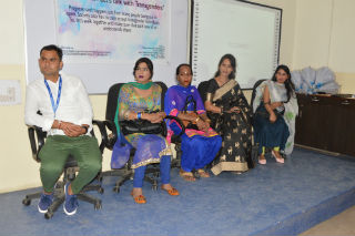 JIMS Rohini organized a session with NGO PAHAL