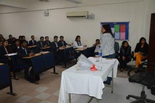 Ms Ranita Ghosh A corporate Trainer at JIMS Rohini Sector-5 Delhi