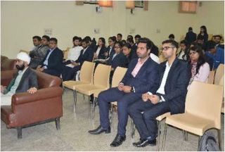 "E-cell organized ""PITCH IT UP'  at JIMS Rohini"
