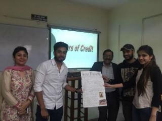 PGDM  IB Students JIMS Rohini Sector-5 Delhi