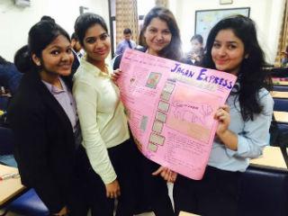 PGDM  IB Students JIMS Rohini