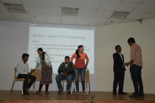 Marketing Club JIMS Rohini Sector-5 Delhi