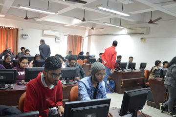 JIMS-Rohini A python workshop was organized on 25th January 2020 for the students of BCA 2nd year