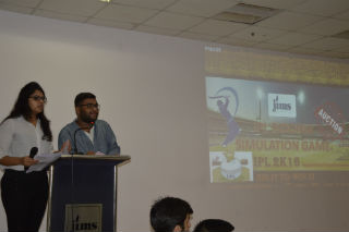 JIMS PGDM – General, International Business and Retail Management