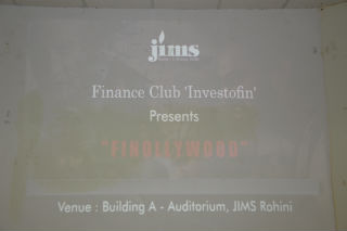 PGDM Students - Finance Club Activity , Finollywood