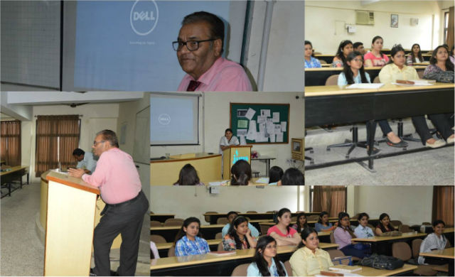 Session on HR Practices in Coal India Ltd.