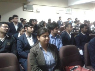 The JIMS Finance Club in association with ICICI StockMIND