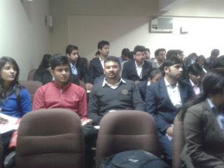 JIMS Rohini PGDM Students