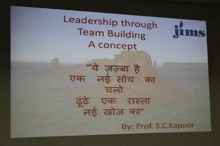 HR club JIMS Rohini
