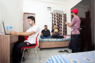 JIMS Rohini Boys Hostel
