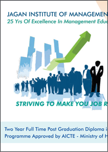 JIMS PGDM International Business Admission Brochure