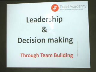 Leadership and Decision Making Through Team Building